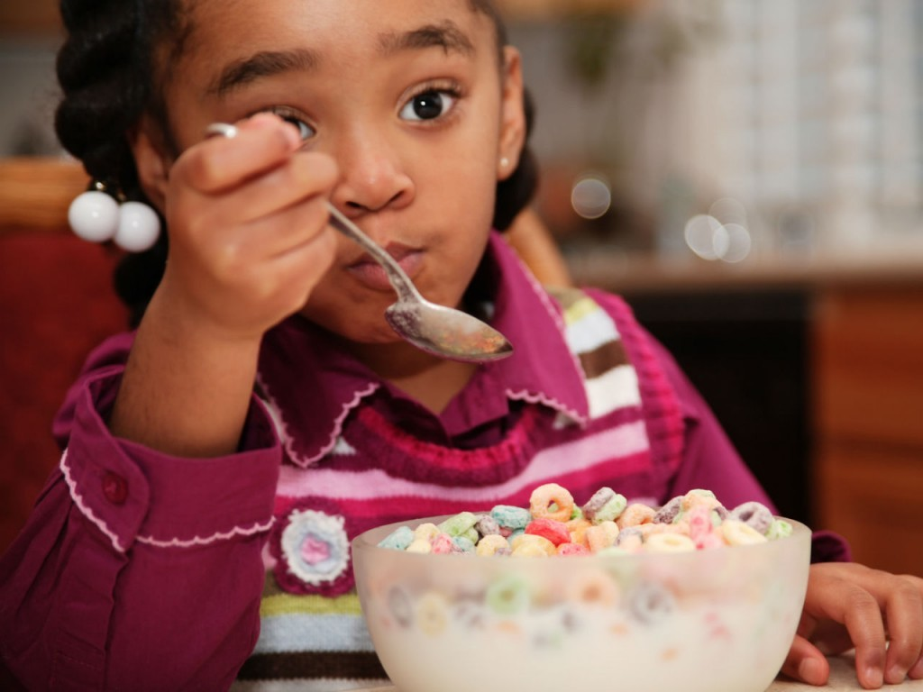 The Food Industry targeting Children tactics